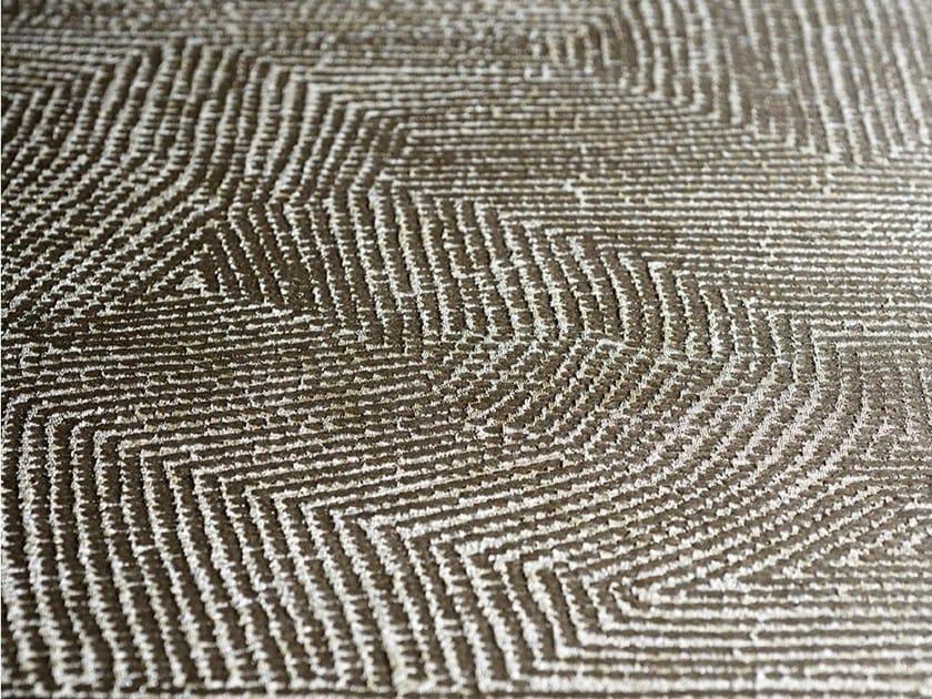 Synthetic fibre fabric SONG-WAY by Dedar
