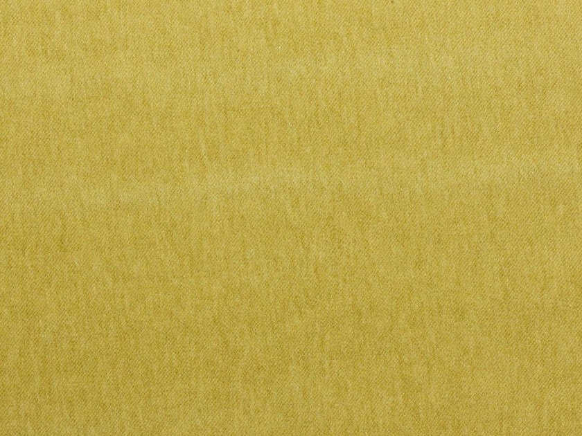 Solid-color velvet fabric DANTE by Dedar