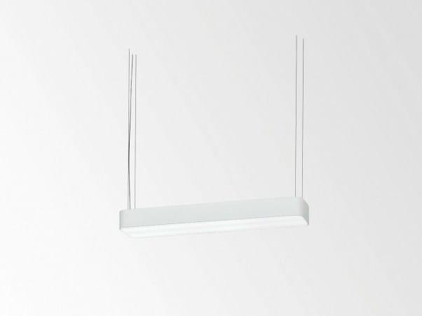 LED pendant lamp SUPERNOVA SR 254 by Delta Light