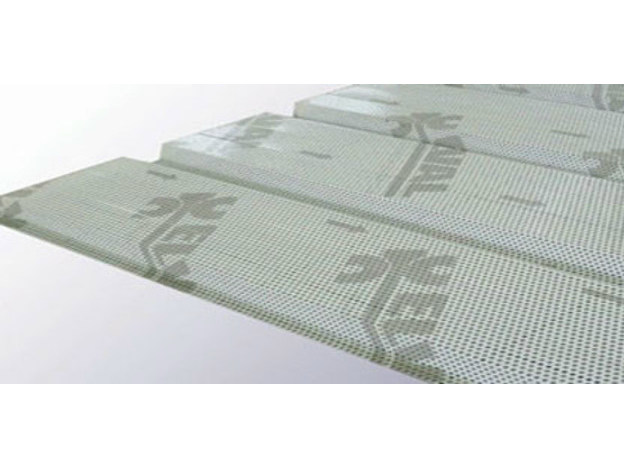 Corrugated and undulated sheet steel ENF CORRUGATED by Elval Colour