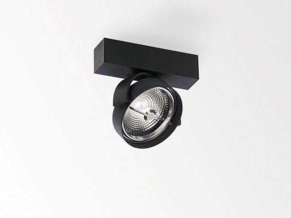LED ceiling spotlight RAND 111 LED DIM8 by Delta Light