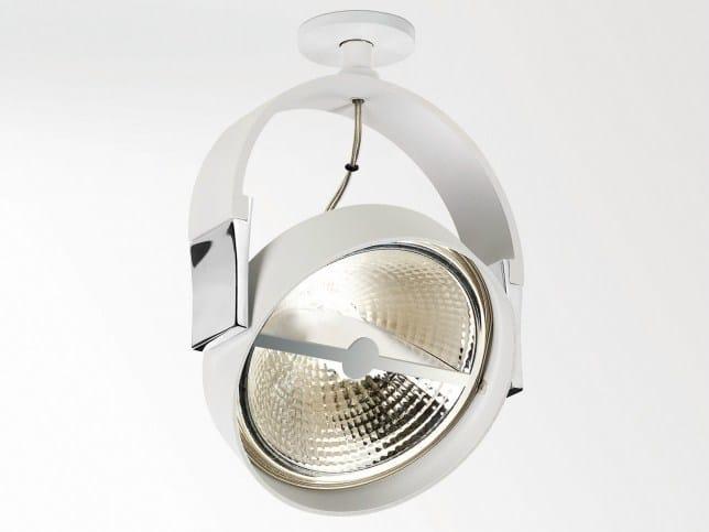 LED adjustable ceiling spotlight RAND XL 111 JAC by Delta Light