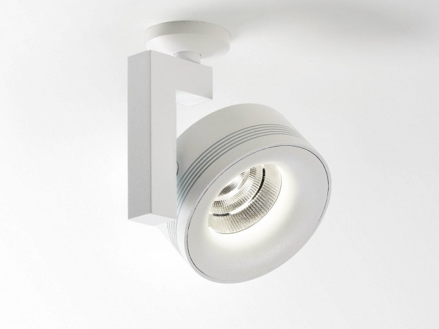 LED adjustable ceiling spotlight CREDO REO 3033 JAC by Delta Light