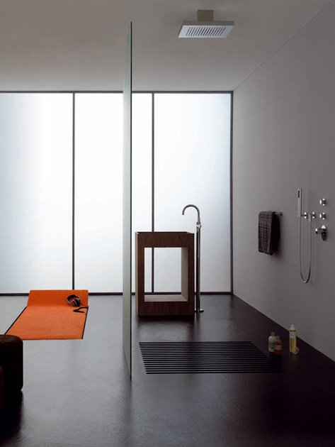 TARA.LOGIC | Miscelatore per lavabo da terra