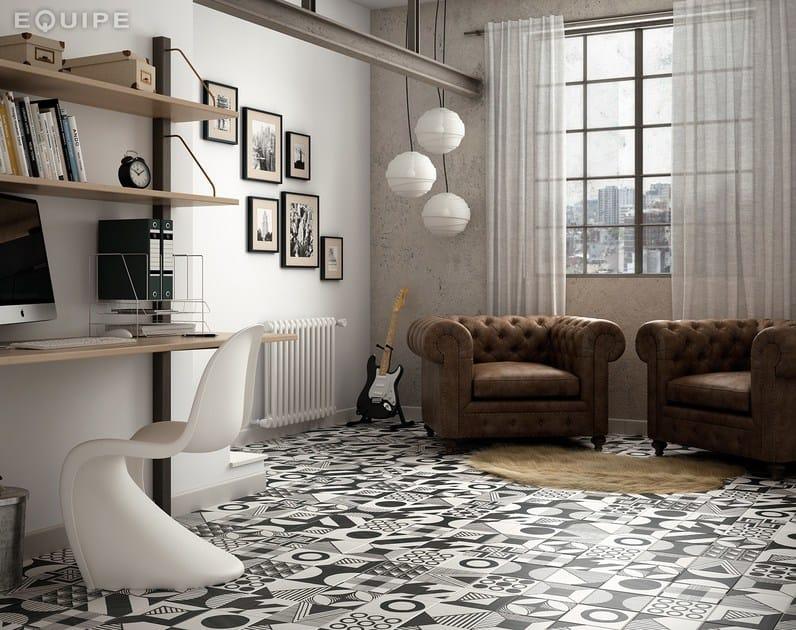 caprice deco by equipe ceramicas. Black Bedroom Furniture Sets. Home Design Ideas