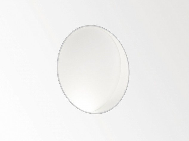 LED recessed wall lamp SKELP TRIMLESS LED WW by Delta Light
