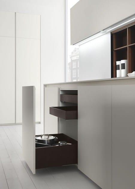 axis 012 cuisine avec p ninsule by zampieri cucine design stefano cavazzana. Black Bedroom Furniture Sets. Home Design Ideas