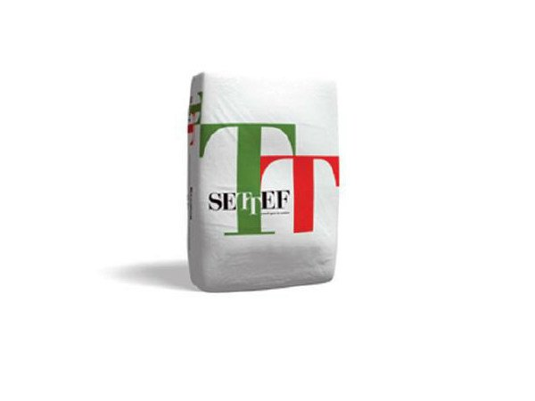 Cement-based glue BONDING GRIGIO by SETTEF