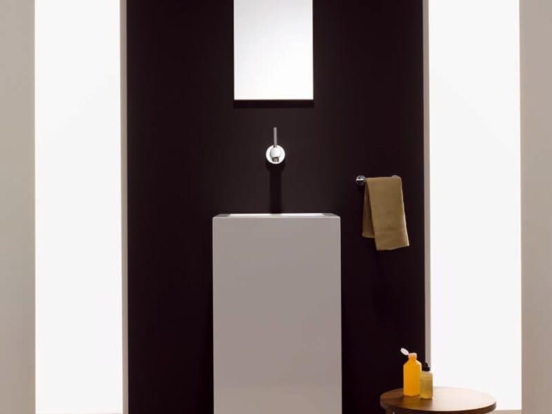 TARA.LOGIC | Miscelatore per lavabo monoforo