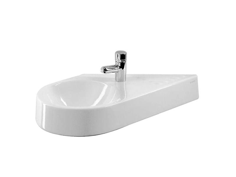 Ceramic handrinse basin ARCHITEC | Handrinse basin by Duravit