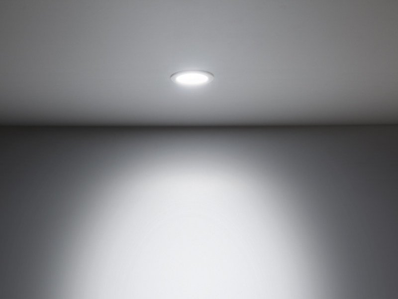 LED painted metal spotlight for false ceiling DOWNLIGHT 60T by Lombardo
