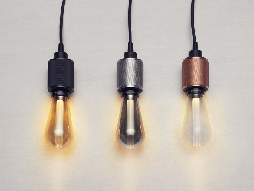 Single pendant light HEAVY METAL by Buster + Punch