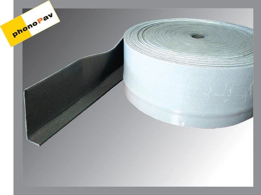 Sound insulation felt PERIMETER PHONOPAV by Thermak by MATCO