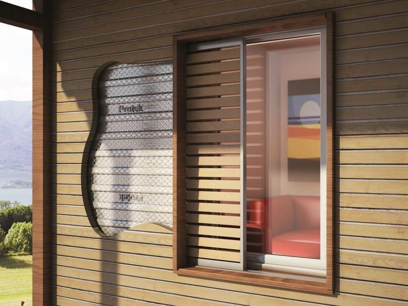 Subframe with single door SINGLE SINGLETRACK by PROTEK®