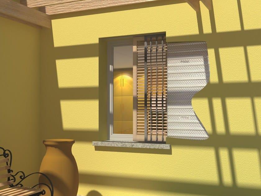 Subframe with single door SINGLE DOUBLETRACK by PROTEK®