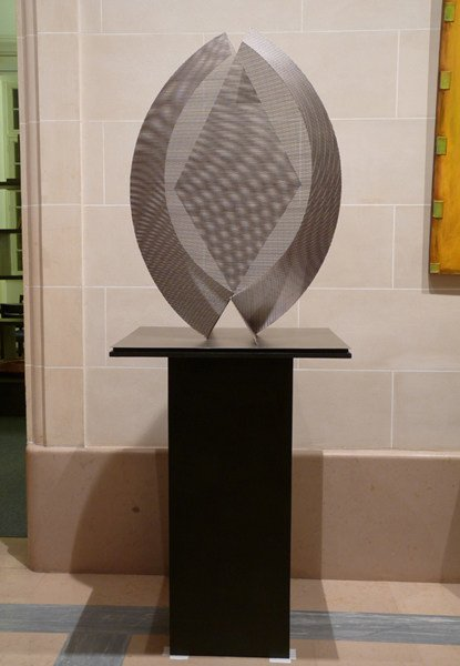 Sculpture LOSANGE by Thierry Vidé design
