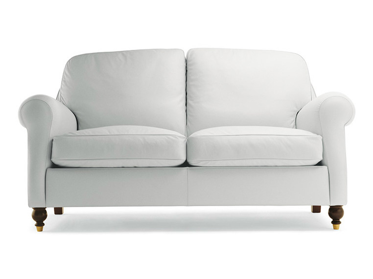 2 seater sofa GEORGE | Sofa by Poltrona Frau