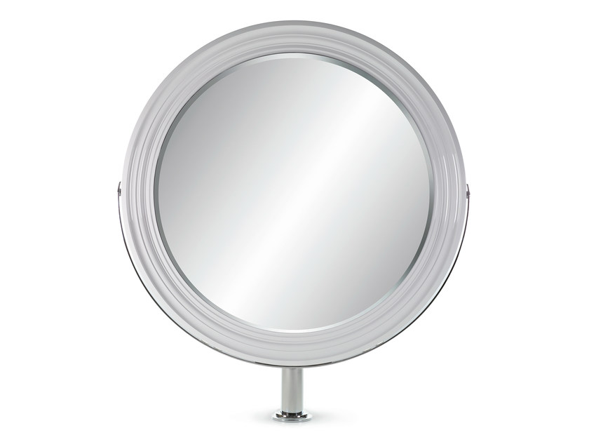 Double-sided swivel round mirror MAGNUM DOUBLE FACE by OUTSIDER