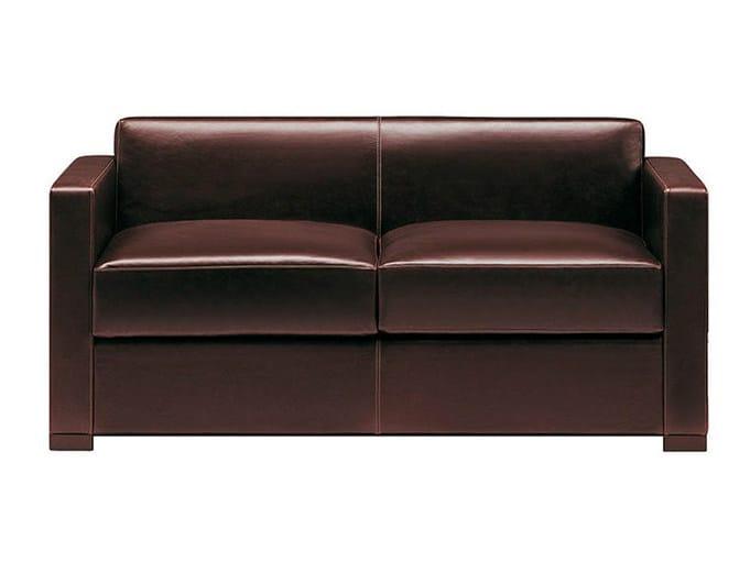 2 seater sofa LINEA A | 2 seater sofa by Poltrona Frau