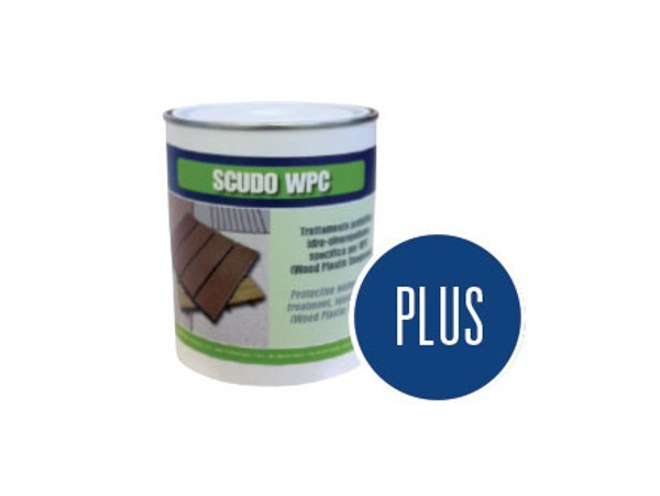 Wood treatment SCUDO WPC PLUS by Chimiver Panseri