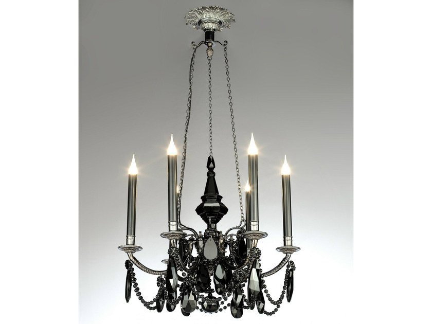 Crystal chandelier 16008 | Chandelier by Tisserant