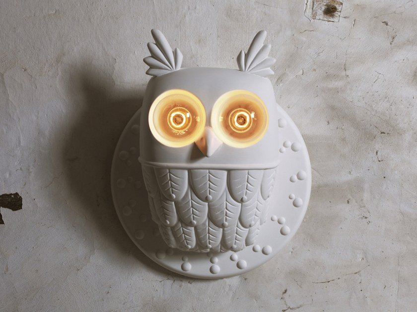 Ceramic wall light TI.VEDO | Wall light by Karman