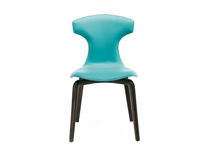 Chair MONTERA | Chair by Poltrona Frau