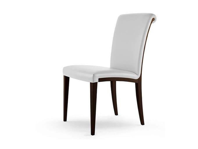 Chair SAMO by Poltrona Frau