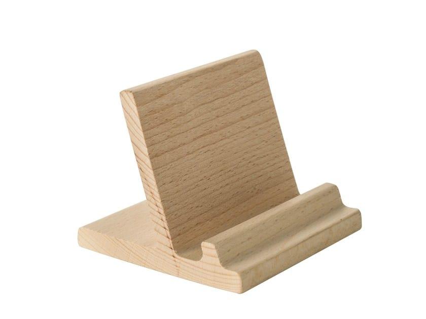 Suporte para tablet ajustável de madeira multi-camada BRUNT | Suporte para tablet by EVER Life Design