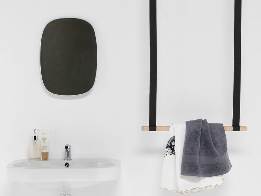 Portasciugamani Bagno Design : Porta asciugamani e porta carta igienica di design thermomat vi