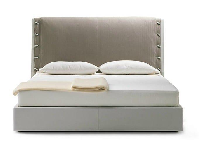 Double bed ALTA FEDELTÀ by Poltrona Frau