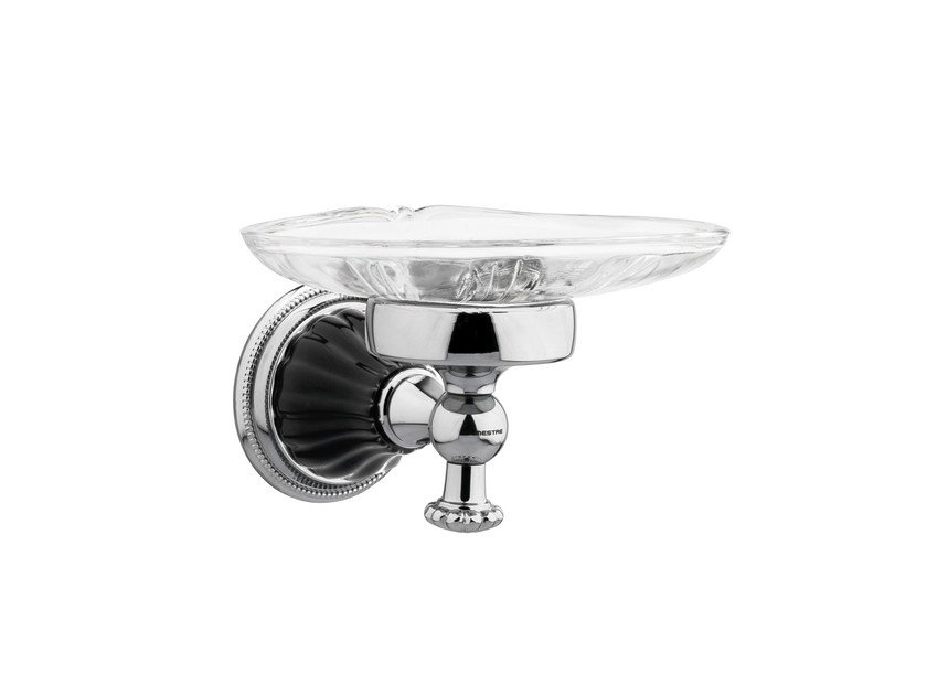 Wall-mounted soap dish 233578.N000.50 | Soap dish by Bronces Mestre