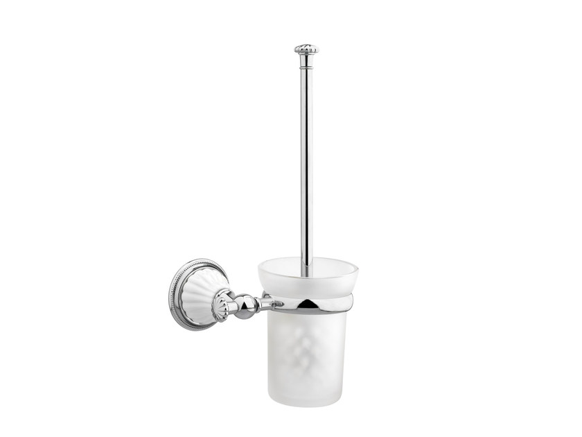 Wall-mounted toilet brush 233584.0000.50   Toilet brush by Bronces Mestre
