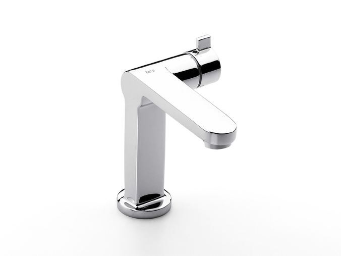 Single handle washbasin mixer SINGLES | Countertop washbasin mixer by ROCA SANITARIO