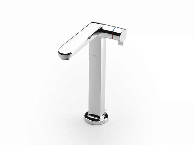 1 hole washbasin mixer SINGLES | Washbasin mixer by ROCA SANITARIO