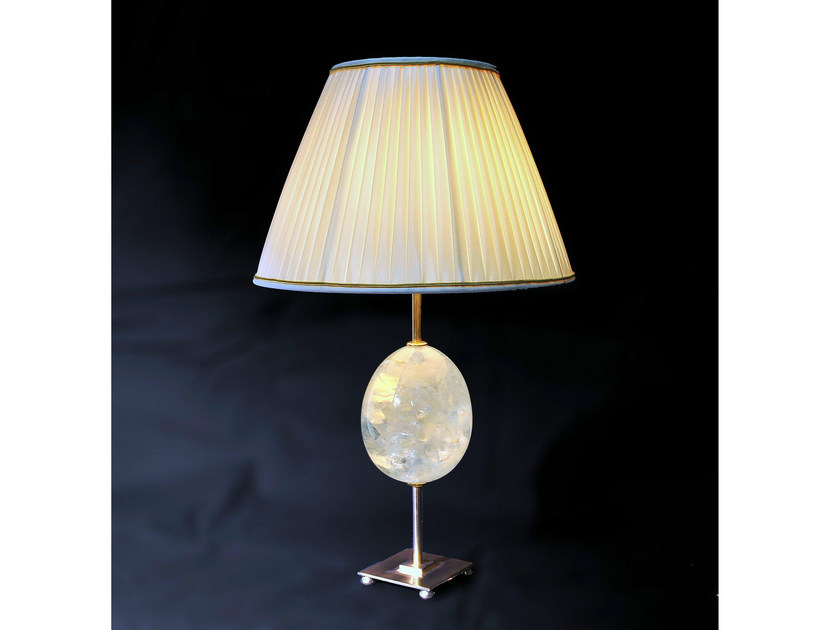 Crystal table lamp 360 | Table lamp by Tisserant