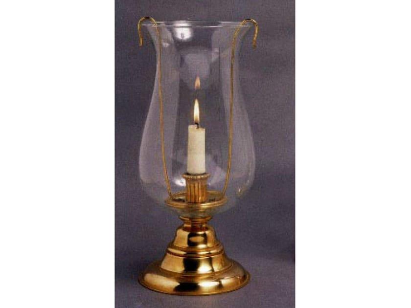 Bronze candlestick 810 | Candlestick by Tisserant
