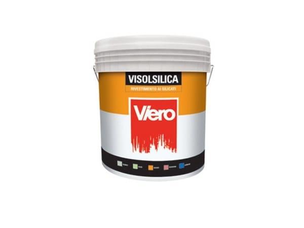 Exterior finish VISOLSILICA OT GROSSO by Viero