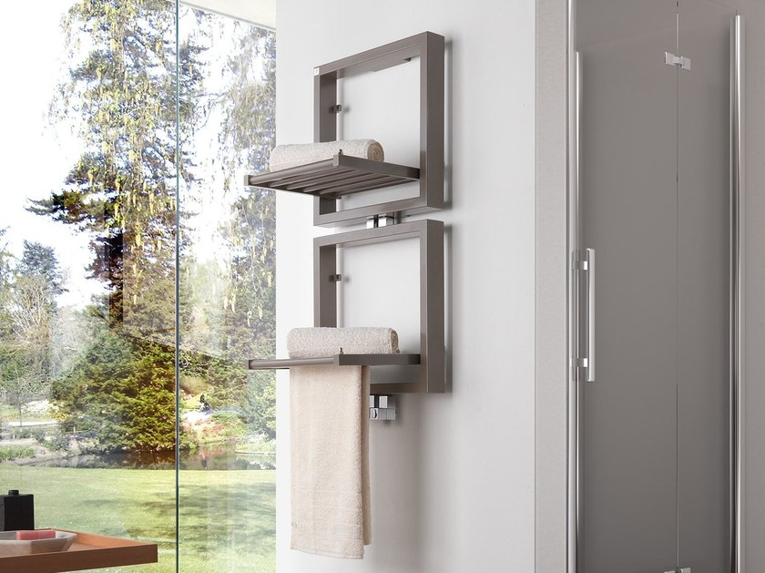 Wall-mounted towel warmer BIS   Towel warmer by DELTACALOR