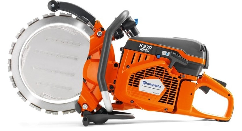 Saw HUSQVARNA K970 RING by NOVATEST