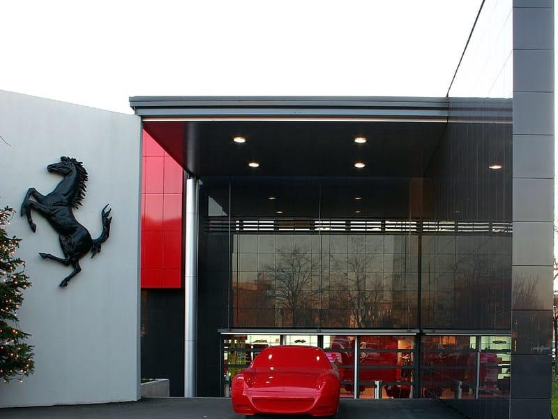 Ventilated facade GRANITECH | Ventilated facade by GranitiFiandre