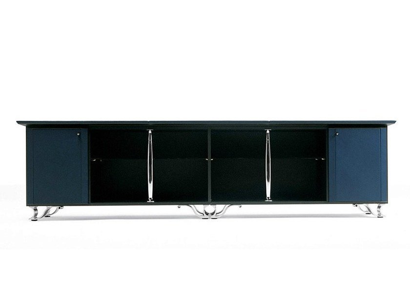 Office storage unit CORINTHIA CABINET by Poltrona Frau