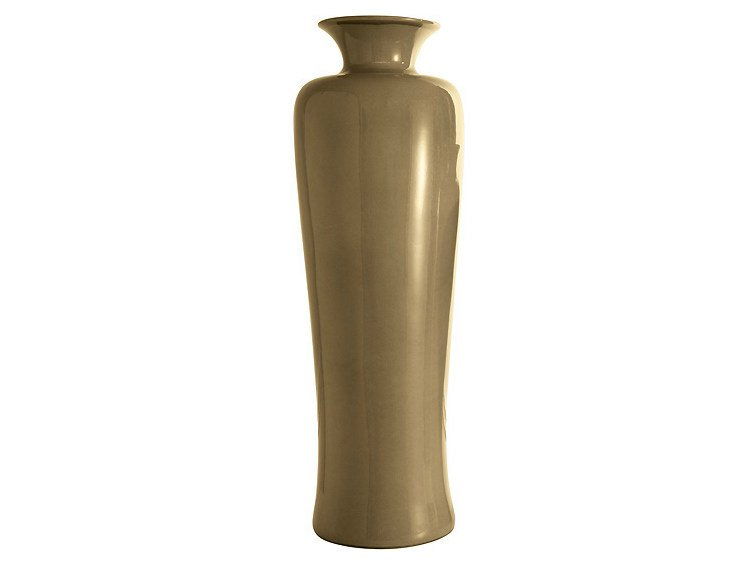 Ceramic vase MING | Tall vase by MARIONI