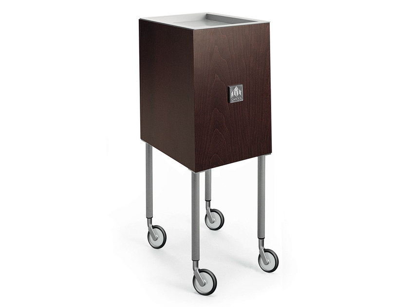 Hairdressing trolley CUBE by Gamma & Bross