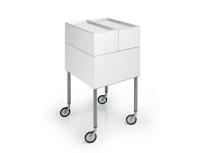 Hairdressing trolley I BOX by Gamma & Bross