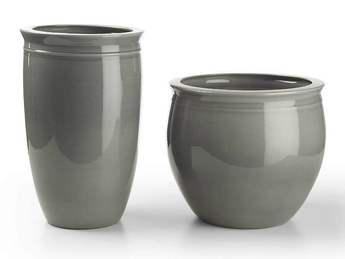 Terracotta plant pot CIPRO | Plant pot by MARIONI