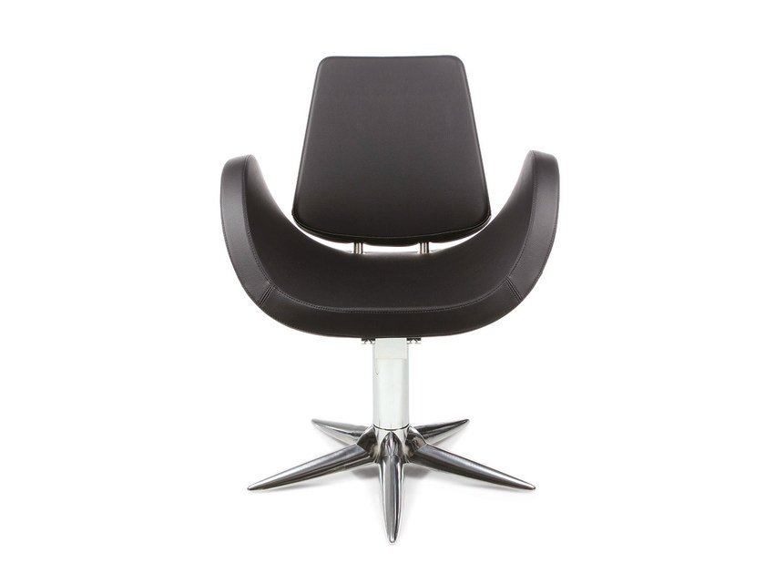 Hairdresser chair ALIPES PARROT by Gamma & Bross