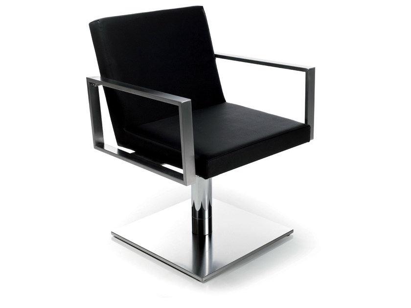 Hairdresser chair AETERNA by Gamma & Bross