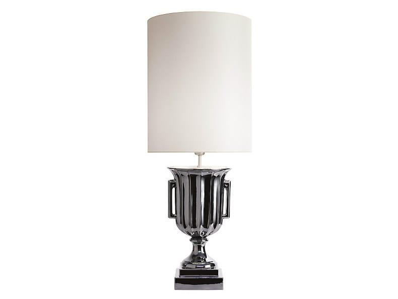 Lampada da tavolo in ceramica OPERA | Lampada da tavolo by MARIONI