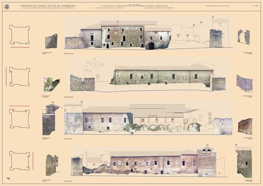 DigiCad 3D 10 Castello di Beldiletto